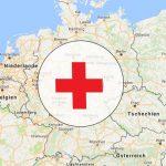 Vorschaubild einer Deutschlandkarte